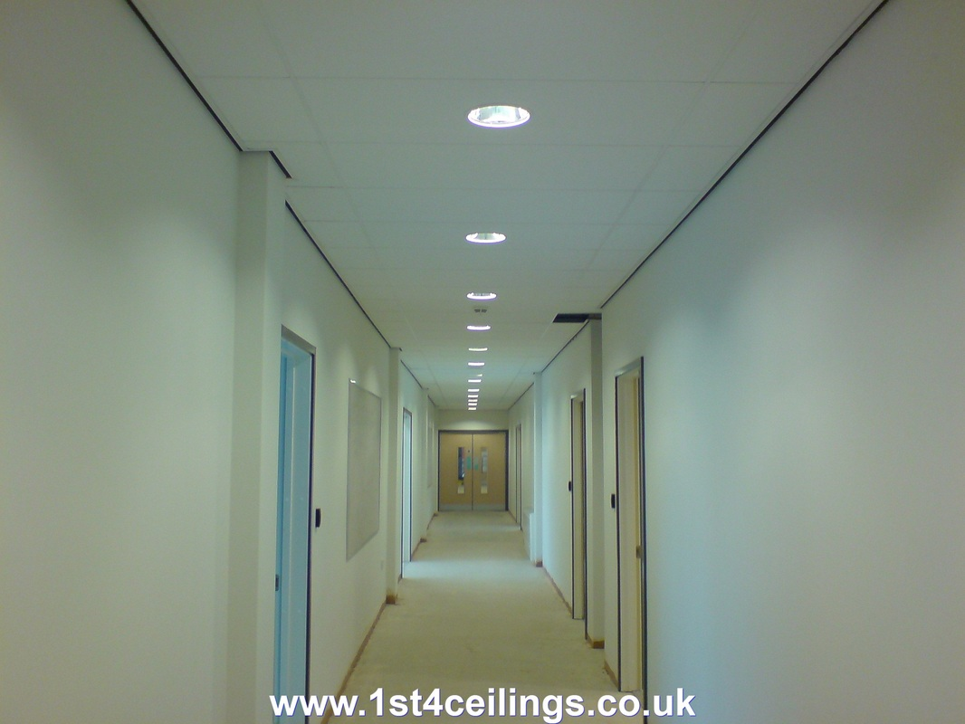 Drop Ceiling Contractors Suspended Dropped Ceiling